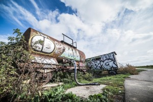 Free- Rusted Tanker