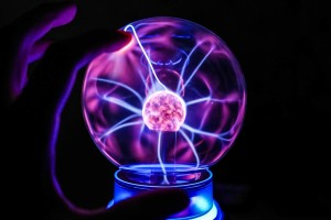 Free- Thinking Plasma Ball
