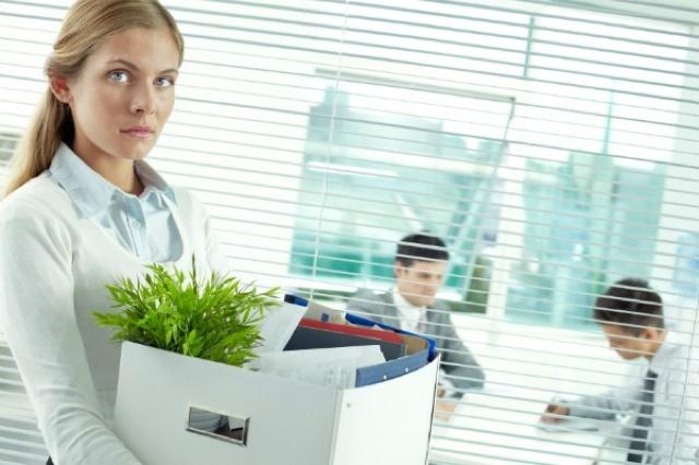 Secretary fired