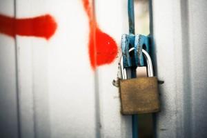 Free- Lock in Door